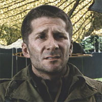 2nd Lieutenant DeWindt in Saving Private Ryan