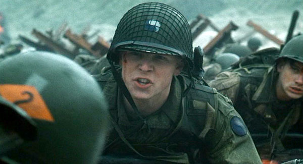 Saving private ryan helmet markings for Food bar saving private ryan