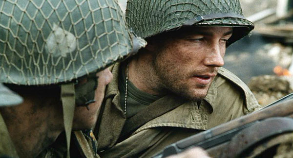 Saving Private Ryan: Helmet Markings