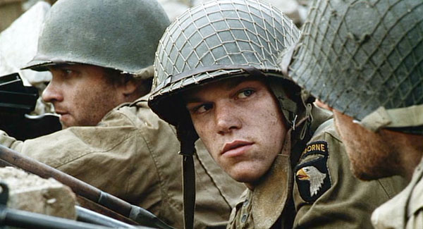 saving private ryan pfc james francis ryan