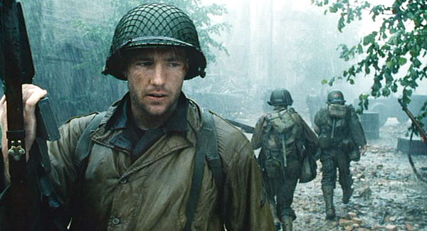 Reiben  Saving Private Ryan: PFC Richard Reiben