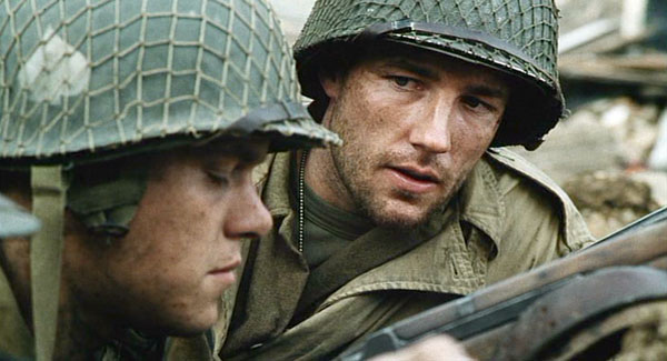 Saving Private Ryan: PFC Richard Reiben | {Reiben 7}