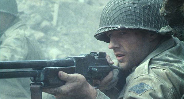 Saving Private Ryan: PFC Richard Reiben | {Reiben 9}