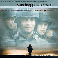 Saving Private Ryan soundtrack cover