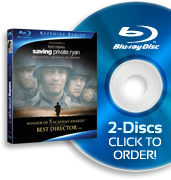 Pre-Order Saving Private Ryan Blu-ray
